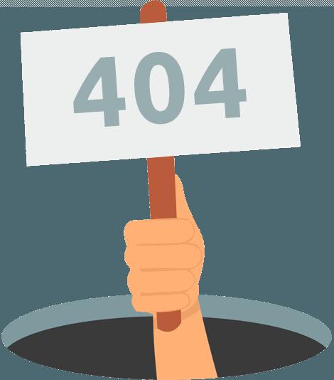 error - 404